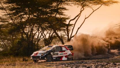 foto: Safari Kenia WRC 2021: Ogier vence y amplía su renta en el WRC