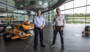 foto: McLaren competirá en la Extreme E en 2022