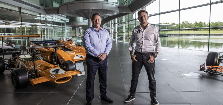 McLaren competirá en la Extreme E en 2022