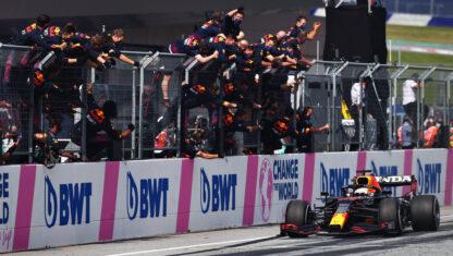 foto: GP Austria: Doblete de Verstappen en casa; Sainz 5º y Alonso 10º