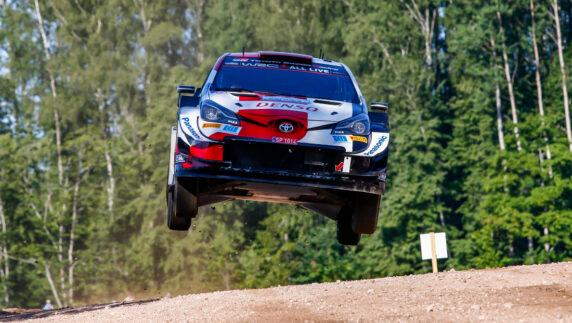 foto: Rally de Estonia: Rovanperä, el ganador más joven del WRC