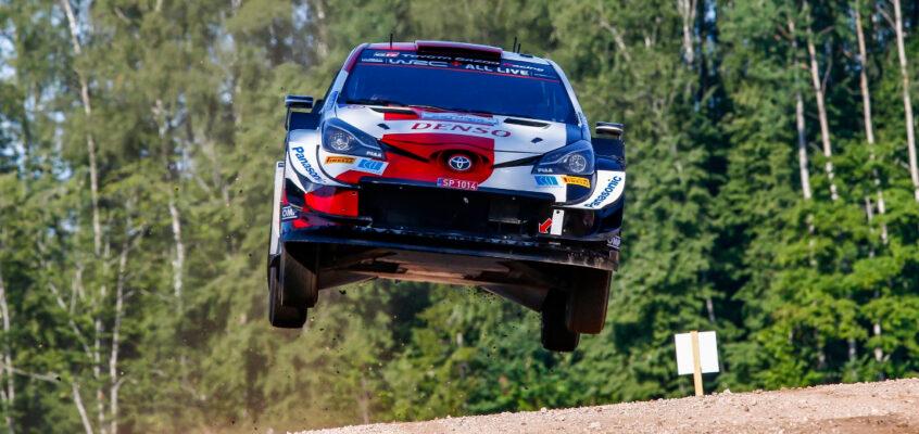 Rally de Estonia: Rovanperä, el ganador más joven del WRC