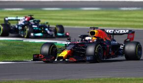 foto: La factura millonaria del accidente de Verstappen en Silverstone