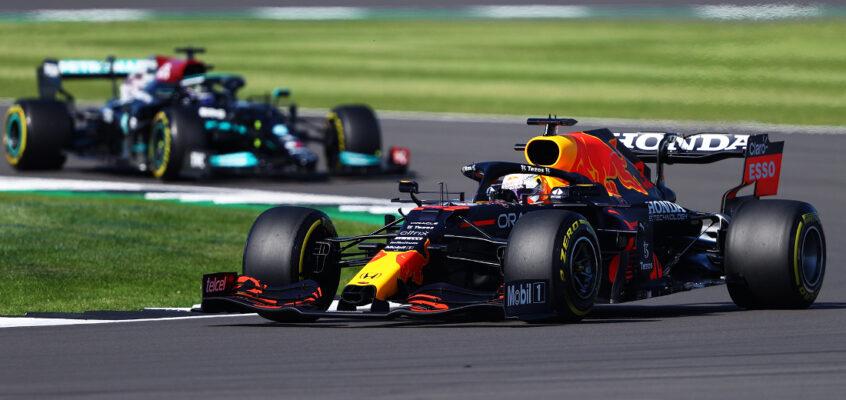 La factura millonaria del accidente de Verstappen en Silverstone
