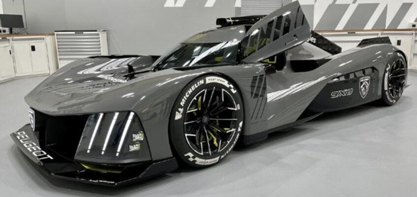 Peugeot 9X8, el hypercar galo para reconquistar Le Mans en 2022