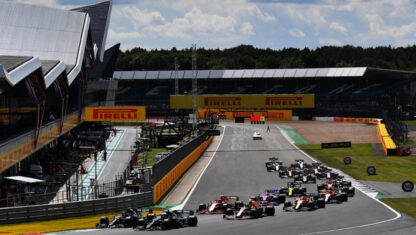 foto: Previo GP Gran Bretaña 2021: Penúltima bala para Mercedes