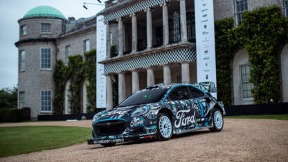 foto: M-Sport desvela su Ford Puma Rally 1 para el WRC 2022