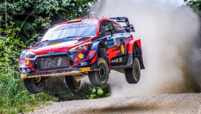 foto: Thierry Neuville se considera favorito para el Ypres Rally en casa