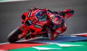 foto: GP de San Marino MotoGP 2021: Bagnaia gana en casa y mantiene vivo el Mundial