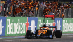 foto: GP de Italia F1 2021: Ricciardo lidera el doblete de McLaren; choque de Verstappen y Hamilton