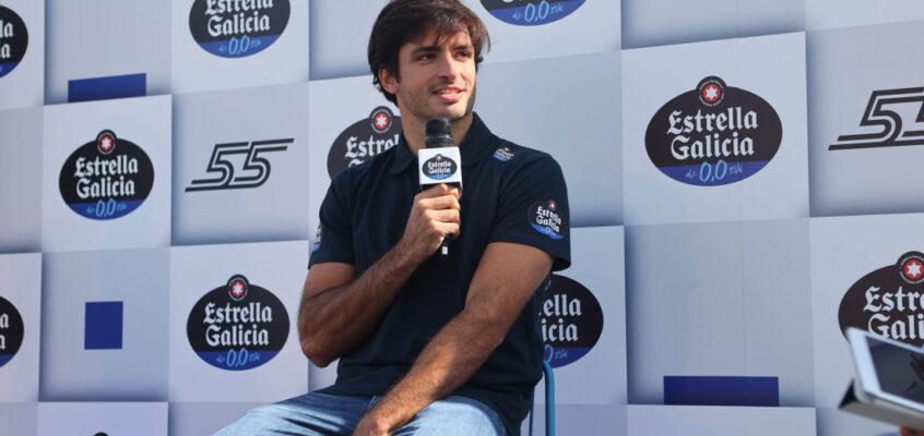 """Carlos Sainz: """"Me gustaría luchar por algún podio más como en Mónaco"""""""
