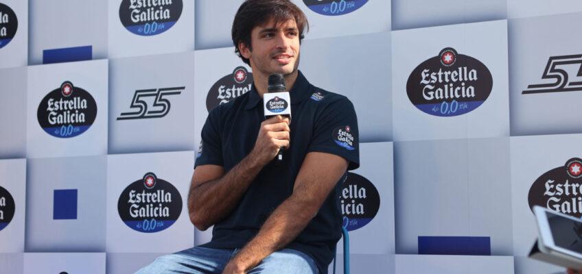 """Carlos Sainz: """"Me gustaría luchar por algún podio más como en Mónaco»"""