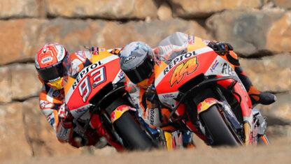 foto: Previo del GP de Aragón MotoGP 2021: Territorio Marc Márquez