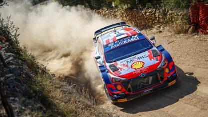 foto: Previo Rally Acrópolis de Grecia 2021: El WRC vuelve a su 'Olimpo' ocho años después