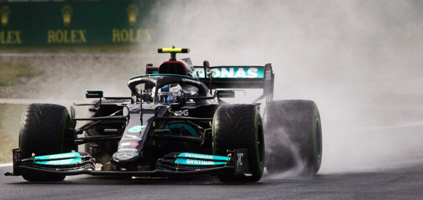 GP de Turquía de F1 2021: Bottas se luce y Verstappen recupera el liderato