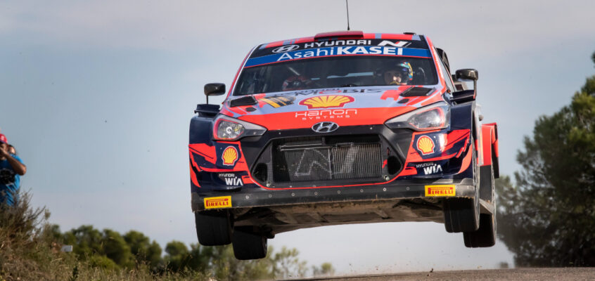 Rally España WRC 2021: Neuville domina, Evans evita el título de Ogier y Sordo es tercero