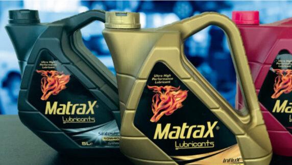 foto: Gama de lubricantes MatraX para motores ligeros: Máxima calidad y protección