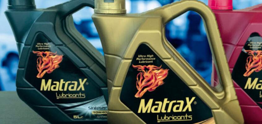 Gama de lubricantes MatraX para motores ligeros: Máxima calidad y protección