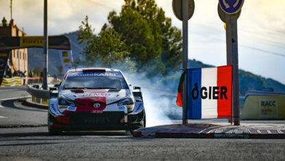 foto: Previo Rally RACC- España WRC: Seb Ogier busca el título ante Elfyn Evans